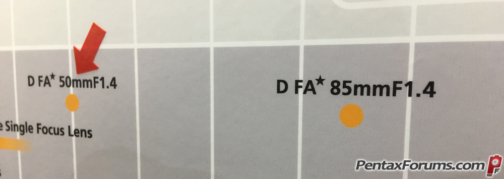 Pentax D FA★ 85mm F1.4 on the Horizon