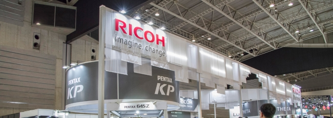 Ricoh Imaging Puts on a Big Show at CP+ 2017
