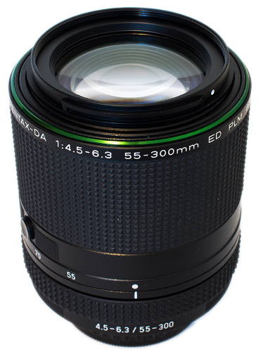 HD Pentax-DA 55-300mm PLM Review Posted