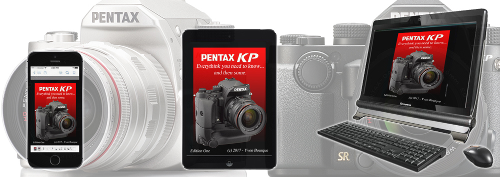 Pentax KP eBook Now Available