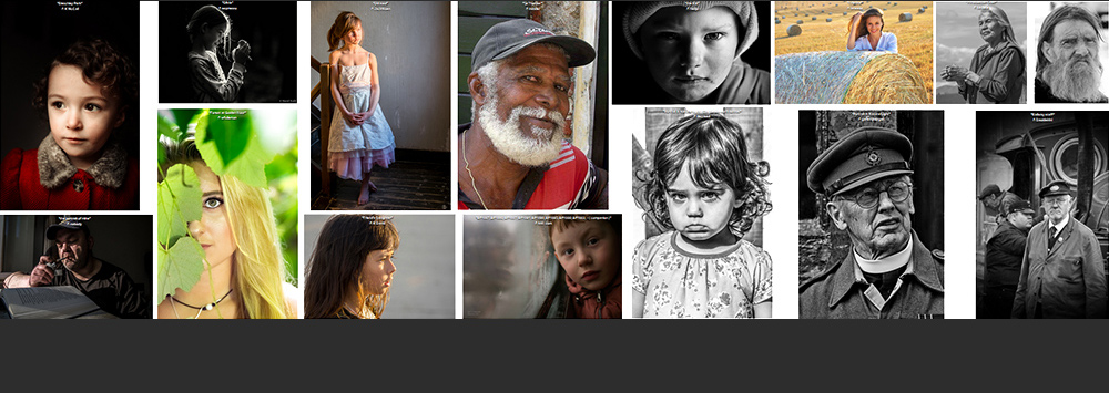 "August ""Portrait"" Contest Finalists Announced"