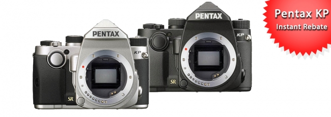 Pentax KP Now Just $896