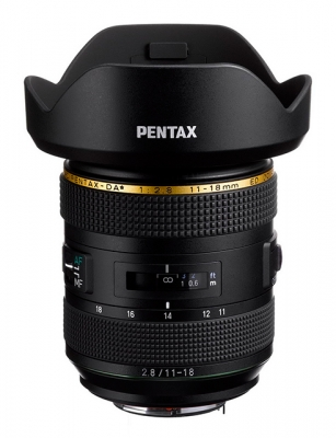 DA★ 11-18mm F2.8 Production Delayed