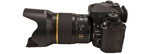 D FA★ 50mm F1.4 Production Delayed