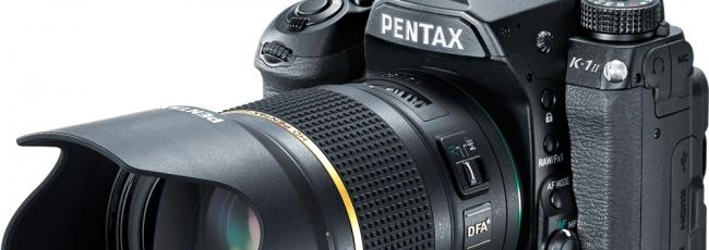 D FA* 50mm F1.4 - Exclusive Black Friday Rebate