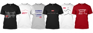 2018 Pentax Forums T-Shirts Now Available