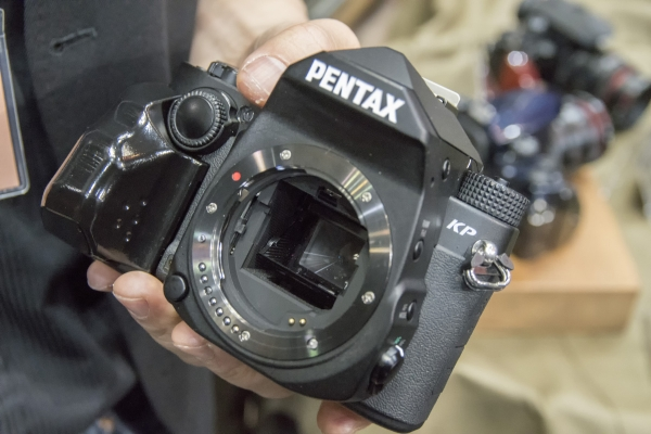 Dispelling a rumor: on Ricoh's use of the Pentax name