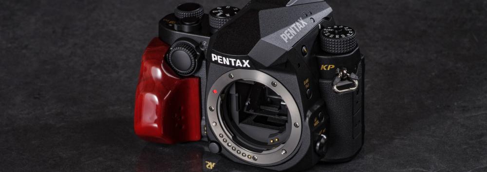 Pentax KP J Limited Announced