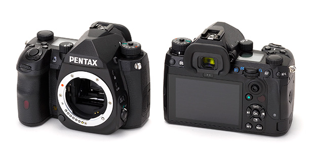 New Pentax Flagship DSLR Prototype to be Exhibited