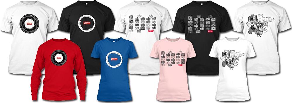 2020 Pentax Forums T-shirt Contest