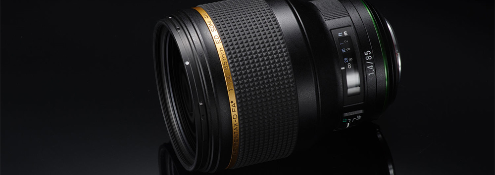 Pentax D FA* 85mm F1.4 Now Shipping