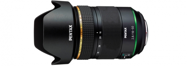 HD Pentax DA* 16-50mm: Available for Pre-order