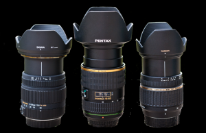 Pentax 16-50 vs Sigma 17-50 vs Tamron 17-50mm