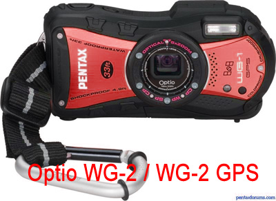 Pentax Optio WG-2 - Another Waterproof Compact