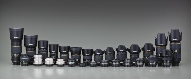 Pentax K-01 Lens Guide