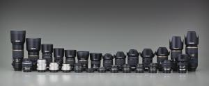 Current Pentax K-Mount Lenses