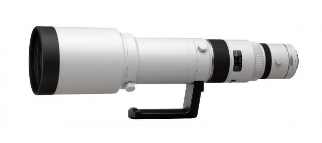 Pentax DA 560mm F5.6 lens