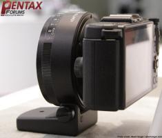 Pentax at CP+ 2012