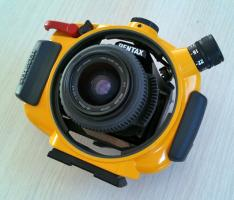 Making an Underwater Pentax DSLR Case