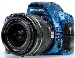 Pentax K-30 with 18-55mm WR (kit not offered in the US)