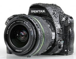 Wet Pentax K-30