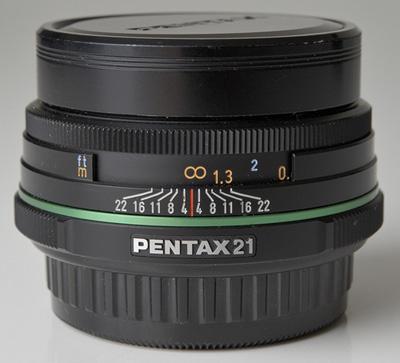 Win a Pentax DA 21mm Limited!