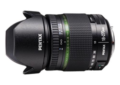Pentax 18-250mm