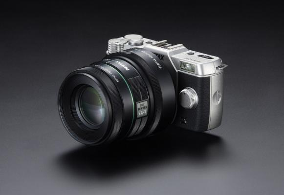 Pentax 50mm adapted on a Pentax Q10