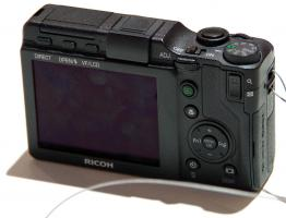 Ricoh GXR Back - Click to enlarge