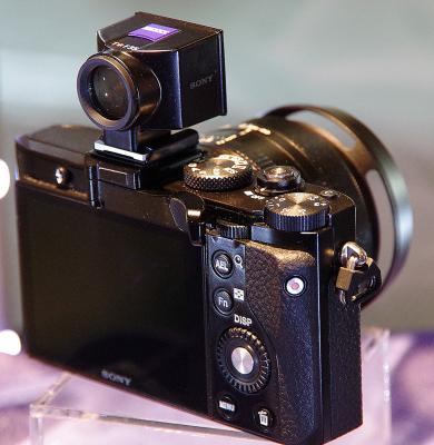 Sony RX-1 Front