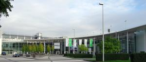Photokina North Entrance