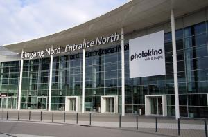 Photokina North Entrance