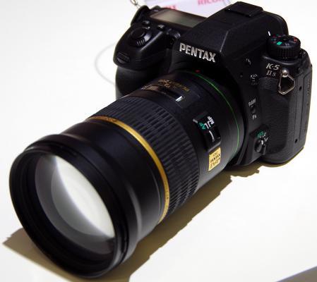 Pentax K-5 IIs with DA* 200mm F2.8