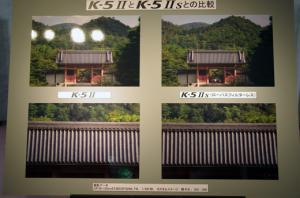 Pentax K-5 II vs K-5 IIs Samples Posted