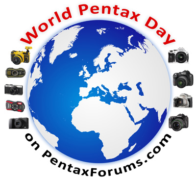World Pentax Day Has Started!