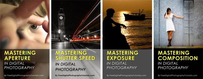 Mastering the Art of Photography Books