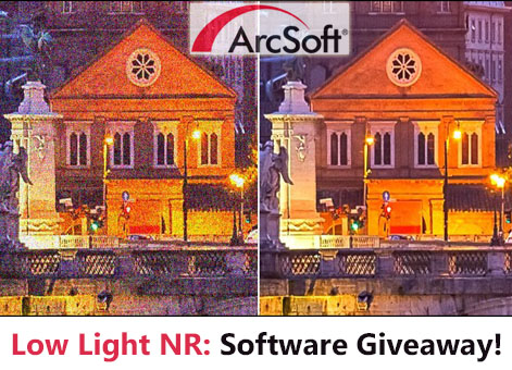 Arcsoft NR Software Giveaway