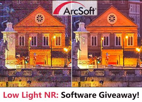 Arcsoft NR Software Giveaway