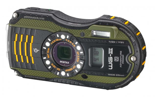 WG-3 and WG-10: New Outdoor Compacts by Pentax