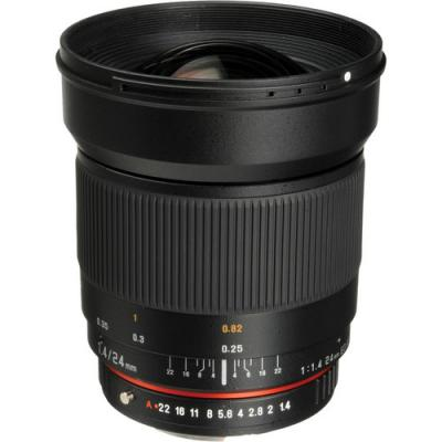 Bower 24mm F1.4 - $300 Off