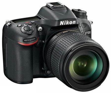 Nikon D7100 Announced