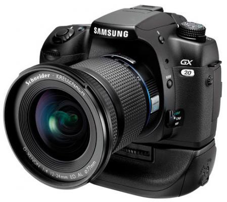 Samsung GX20 / Pentax K20D