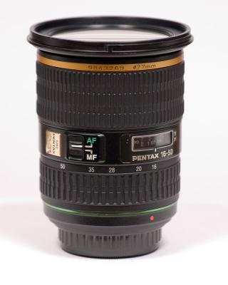 Win a DA* 16-50mm F2.8 Lens!