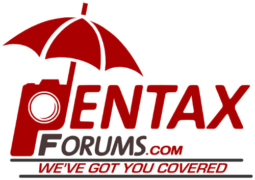 Pentax Forums Announces Logo Change