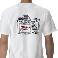 Pick your Favorite Pentax T-Shirt Design!
