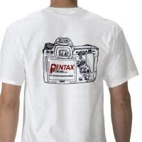 Pick your Favorite Pentax T-Shirt Design!