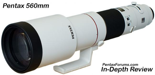 HD Pentax 560mm Review Posted