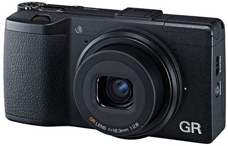 Ricoh GR Officially Announced