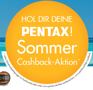 European Summer Cash Back Offer