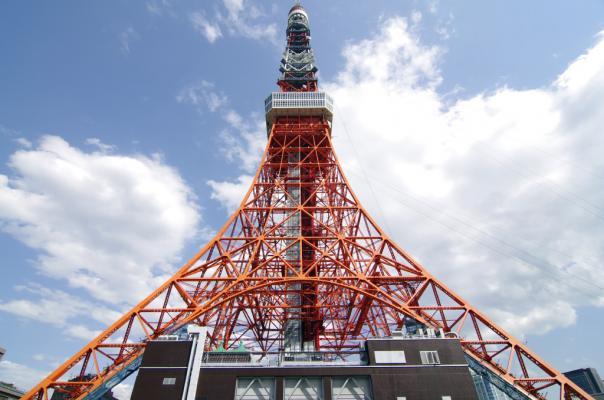 Tokyo Tower w/ Pentax 12-24mm